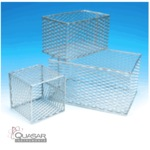 Heathrow Aluminum Test Tube Baskets