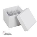 True North® 15 and 50mL Cardboard Cryogenic Boxes and Dividers