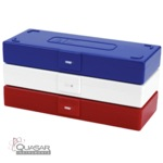 Heathrow Durable Microscope 50-Place Slide Boxes