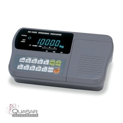 A&D AD-4405 - Digital Weighing Indicator | Quasar Instruments