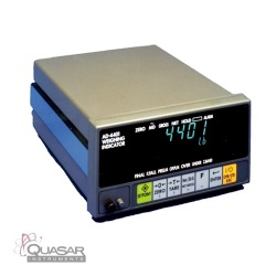 A&D AD-4401 - Digital Weighing Indicator | Quasar Instruments