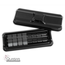 Disposable Staining Slide Tray Set