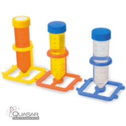 Interlocking One-Well 50 mL Tube Racks