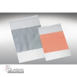 2 MIL Clear Zip Bags with Write-On Block | Quasar Instruments