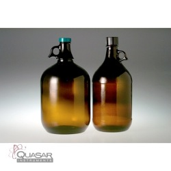 Amber Glass Jugs | Quasar Instruments